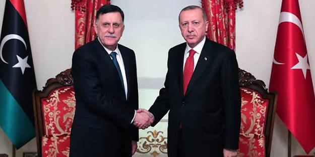 Libya'dan Türkiye ile yapılan anlaşmaya bir destek daha