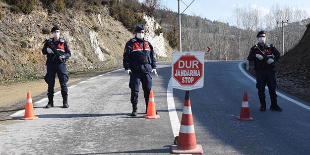"""Kentte 3 köy karantinaya alındı! """"İstanbul'dan gelenlerde koronavirüs çıktı"""""""