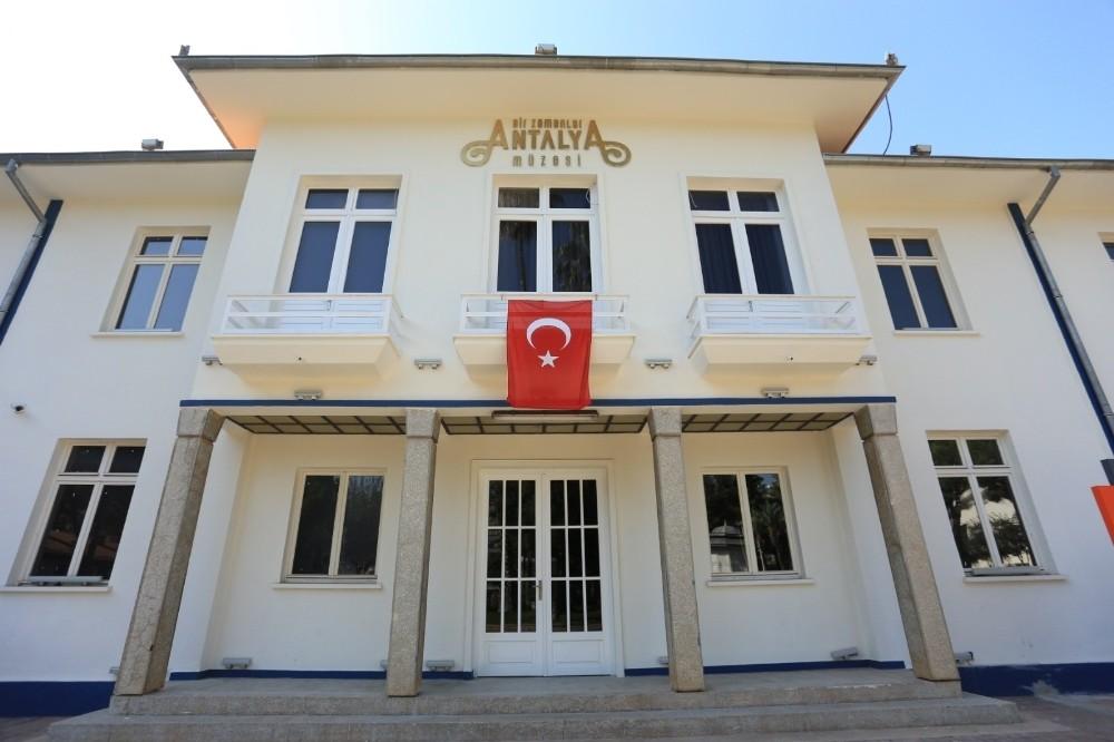 Kepez Belediyesi'ne Kent Müzeleri Ödülü verildi