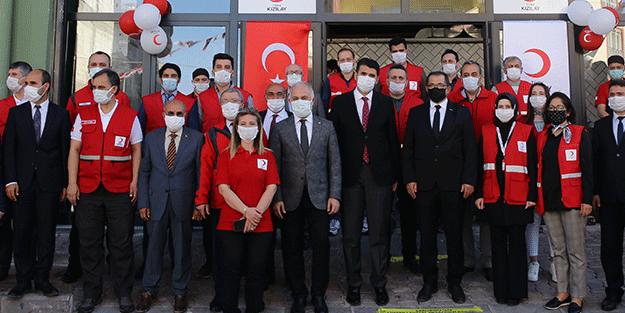 Kerem Kınık, Gaziantep'te aşevi açılışı yaptı