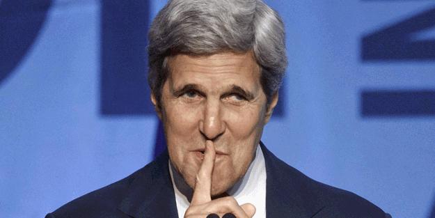 Kerry'nin ses kayıtları sızdırıldı