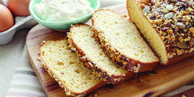 Ketojenik ekmek nasıl yapılır? Evde ketojenik ekmek tarifi