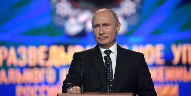 KGB ajanı Putin'in özgeçmişi yayınlandı