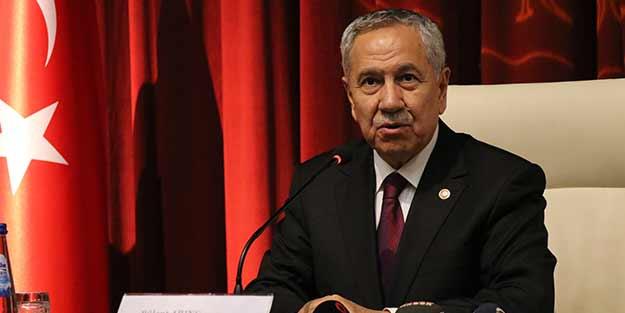 'KHK faciadır' diyen Bülent Arınç'tan yeni açıklama: En ağır cezayı almalılar