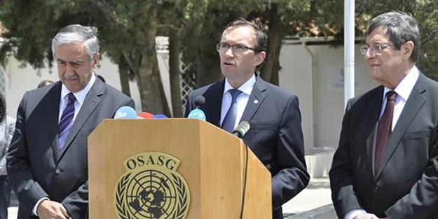 Kıbrıs görüşmelerinden ilk haber