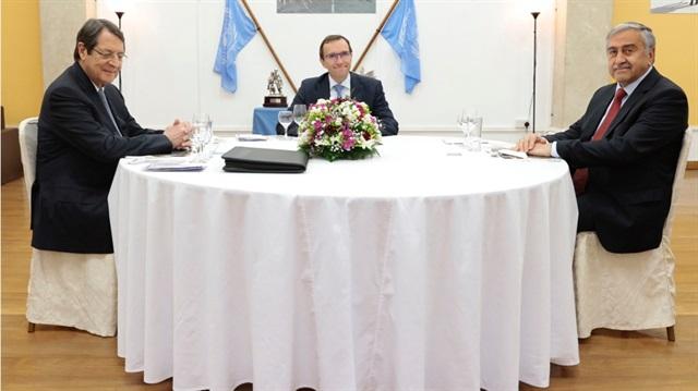 Kıbrıs müzakereleri kritik dönemeçte
