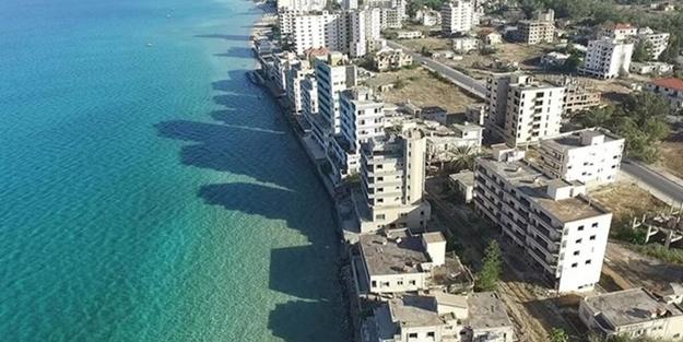 Kıbrıs Rum Yönetimi tutuştu! 'Kapalı Maraş' adımı