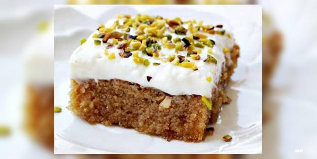 Kıbrıs tatlısı nasıl yapılır? Kolay ve lezzetli Kıbrıs tatlısı tarifi