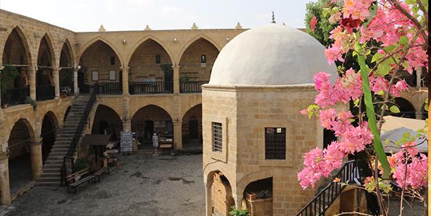 Kıbrıs'ın gözdesi Osmanlı mirası