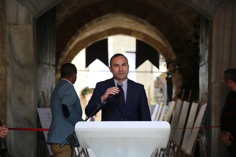 Kıbrıs'ta ''Bacıyan-ı Rum Yansımaları'' sergisi açıldı