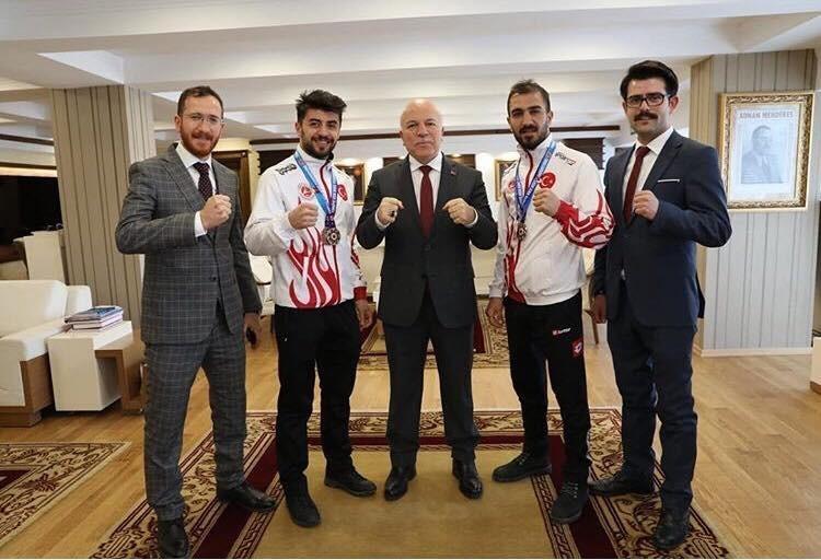 Kick Boks Türkiye Şampiyonası Erzurum'da yapılacak