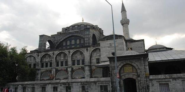 Kılıç Ali Paşa Camii nerede? Kılıç Ali Paşa Camii mimarı kim? Kılıç Ali Paşa Camii tarihi ve özellikleri