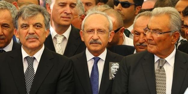 Kılıçdaroğlu, Abdullah Gül'ün adaylığı sorusunu üstü kapalı cevapladı