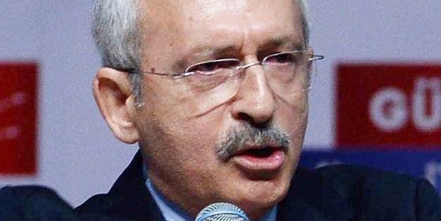 Kılıçdaroğlu: Bende hayal kırıklığı oldu