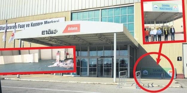 Kılıçdaroğlu övünüyordu! CHP'nin sahra hastanesi yalan oldu