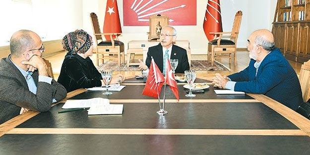 Kılıçdaroğlu yine devleti suçladı! 'O kurumdan belli kişiler...'