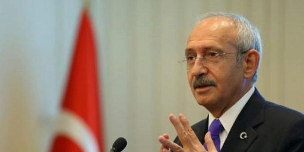 Kılıçdaroğlu'na Erdoğan'dan suç duyurusu