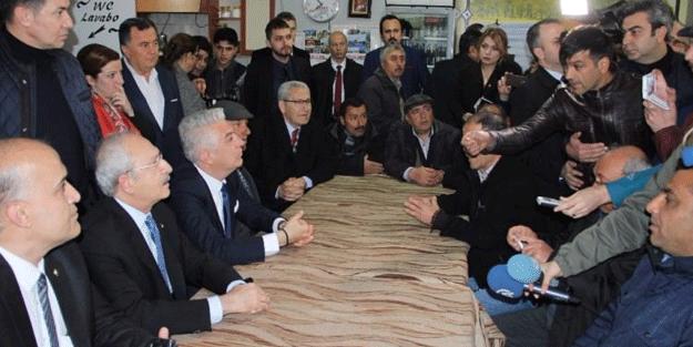 """Kılıçdaroğlu'na vatandaştan """"Cem Özdemir"""" tepkisi"""