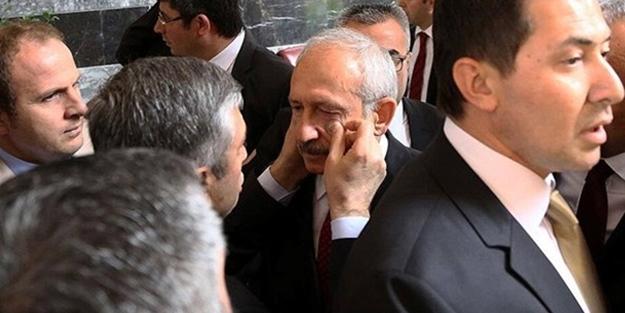 Kılıçdaroğlu'na yumruk olayında yeni gelişme