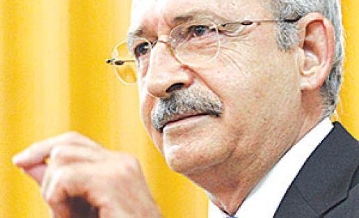 Kılıçdaroğlu'na icazet suçlaması