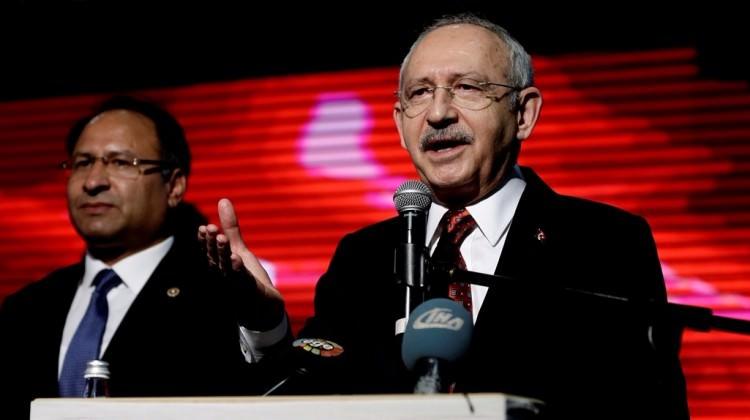 Kılıçdaroğlu'ndan büyük gaf! Başkanlık sistemini savundu