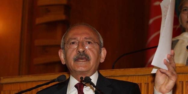 Kılıçdaroğlu'ndan Diyanet'e: Niye Hutbe var da Atatürk yok?