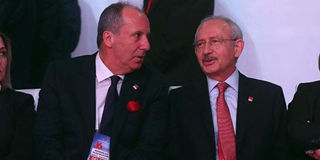 KILIÇDAROĞLU'NDAN İNCE'NİN EKİBİNE TIRPAN!