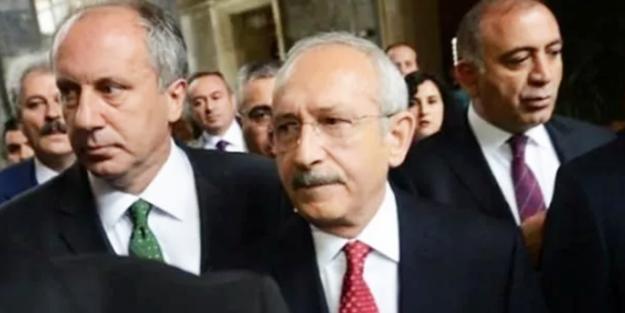 Kılıçdaroğlu'ndan Muharrem İnce'yi çıldırtacak hamle! Talimatı verdi