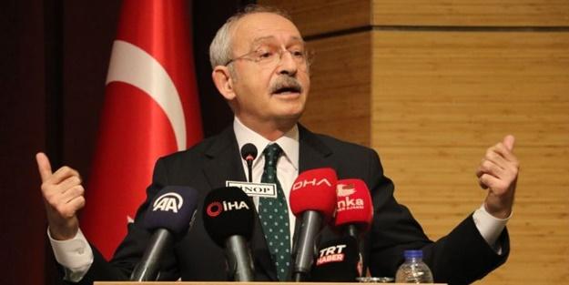 Kılıçdaroğlu'ndan skandal Kanal İstanbul tehdidi