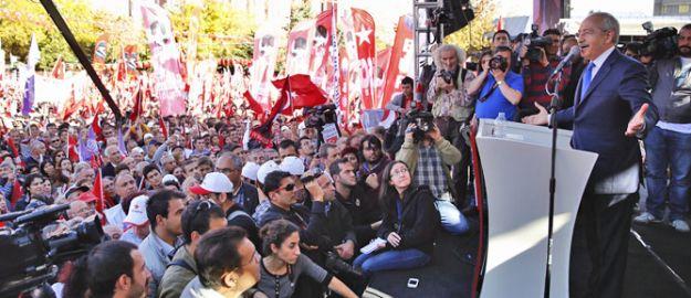 Kılıçdaroğlu'ndan çirkeflik