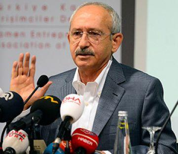 Kılıçdaroğlu'ndan Sarıgül'e davet