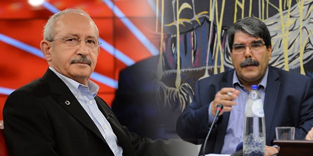 PYD ve CHP aynı masada!