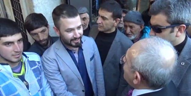Kılıçdaroğlu'nun zor anları!
