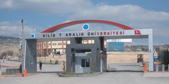 Kilis 7 Aralık Üniversitesi akademik personel alacak
