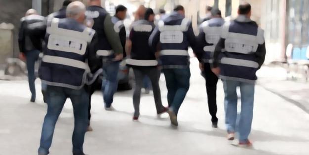 Kilis'te 9 göçmen yakalandı