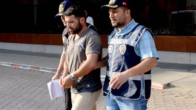 Kilis'te DAEŞ üyesi yakalandı