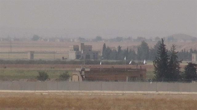 Kilis'te 'özel güvenlik bölgesi' başladı