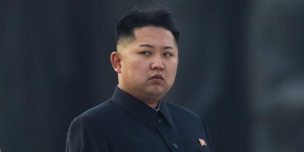 Kim Jong Un'dan rest!