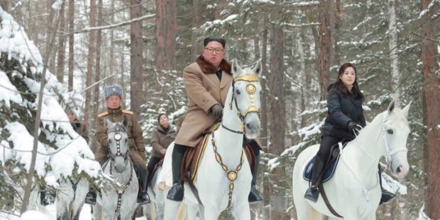 Kim'den dünyayı endişelendiren fotoğraf