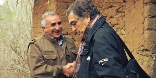 Kimler kimlerle beraber: PKK sevici Hasan Cemal'den 104 amiral eskisine destek!