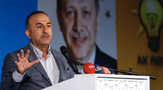 'Kimse Türkiye'den baskıyla yaptırımla netice alamaz'