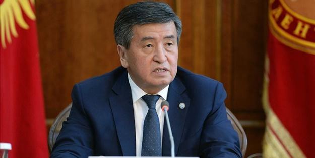 Kırgızistan Cumhurbaşkanı Sooronbay Ceenbekov'un koronavirüs test sonucu açıklandı