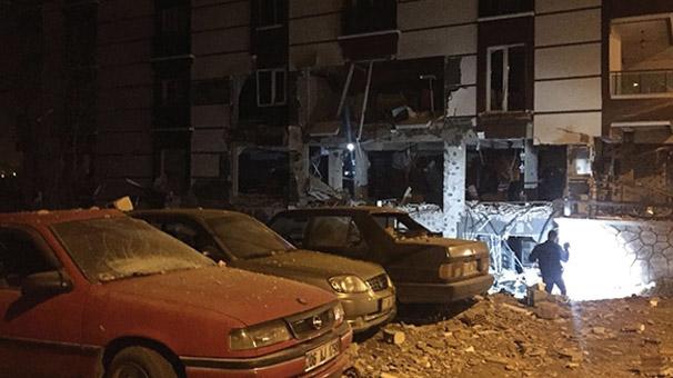 Kırıkkale'de doğalgaz patlaması: 10 kişi yaralı