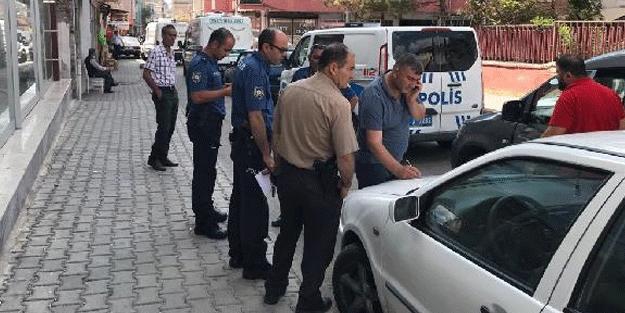 Kırıkkale'de feci kaza! Çatıdan yere çakıldı