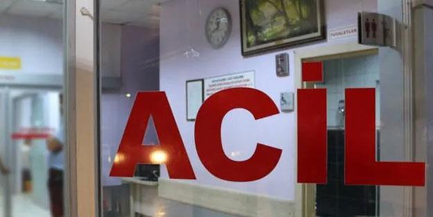 Kırıkkale'de karbonmonoksit gazı zehirlenmesi: 7 kişi etkilendi