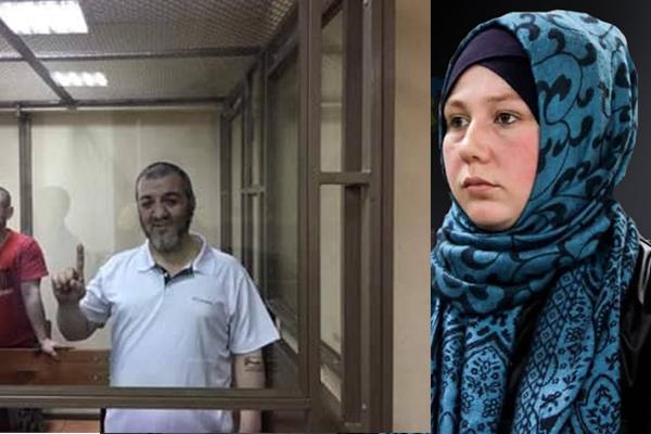 Kırım halkı adalet istiyor! 'Babamın yerine keşke beni tutuklasaydılar'