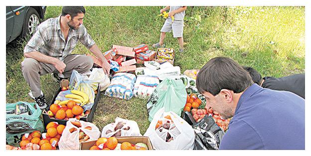 Kırımlı mültecilere İHH sahip çıktı