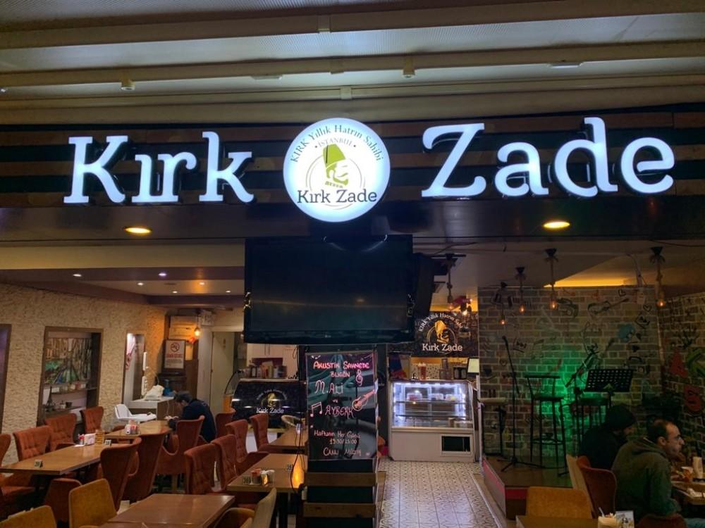 Kırk Zade, ilk franchise kafesini Adana'da açtı