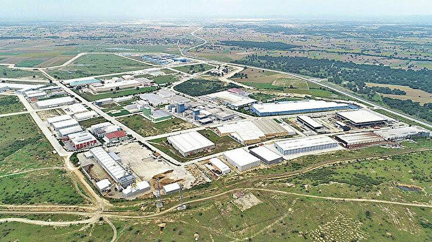 Kırklareli OSB'de hedef 95 fabrika ile 25 bin istihdam