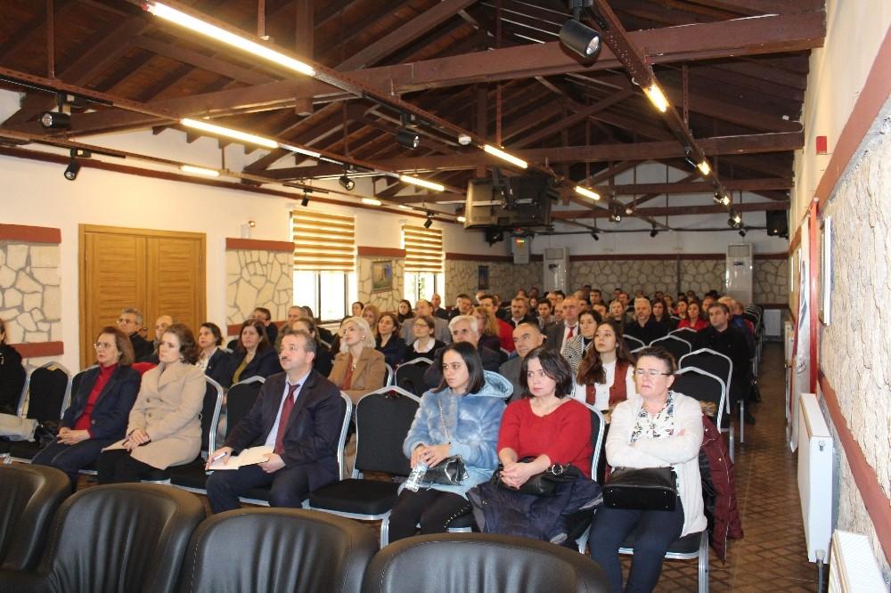 Kırklareli'nde öğrencilere beslenme alışkanlıkları eğitimi